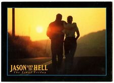 And Baby Makes Three #99 Jason Goes To Hell 1995 Eclipse Trade Card (C781)