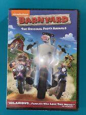 BARNYARD DVD BRAND NEW SEALED!!