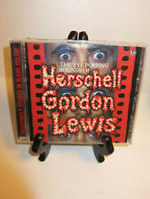 THE EYE POPPING SOUNDS OF HERSCHELL GORDON LEWIS (CD)