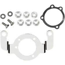 Chrome Air Cleaner Bracket Harley 2004-2006 Dyna Low Rider-Injected FXDL-I 2005
