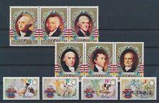LM82854 Belize olympics US presidents fine lot MNH