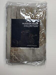 NEW Hudson Park Mica Standard Sham Copper $115