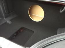 For 16+ Chevy Camaro - Custom Sealed Sub Box Subwoofer Enclosure & Amp Rack