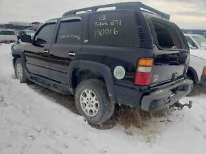 2000 2001 2002 2003 2004 2005 2006 Chevrolet CHEVY TAHOE 5.3L (opt K47)