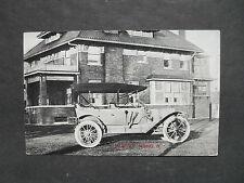 Vintage 1911 Auburn Model N Postcard Automobile Transportation Unused Excellent