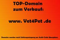 TOP-Domain !  ***  www.  Vet4Pet  .de  ***  -  Starker Domainname für Tierärzte