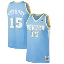 Carmelo Anthony Denver Nuggets Mitchell Ness 2003-04 Hardwood Classic NBA Jersey