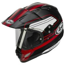 Arai Tour X4 Move Red Dual Sport Motorcycle Helmet L 59 - 60