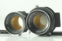 【NEAR MINT】 Mamiya Sekor DS 105mm f/3.5 Lens For TLR C330 C220 From JAPAN