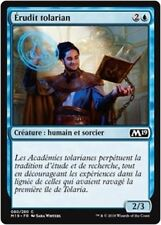 MTG Magic M19 - (x4) Tolarian Scholar/Érudit tolarian, French/VF