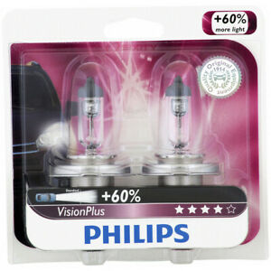 Philips High Low Beam Headlight Bulb for Ford Aspire Escape Focus 1994-2004 jx