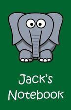 Jack's Notebook by Jack (2015, Paperback)