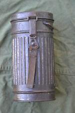 Maschera antigas tedesca con contenitore e Losantin ww2 C