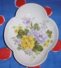 LIMOGES France porcellana piatto PIN 14.5 x 12 cm. buone condizioni.