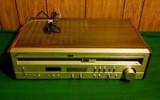 Vintage KENWOOD KR-750 AM FM Stereo Receiver TUNER Amplifier RADIO Unit *Works*