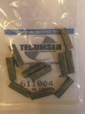 Pack of 10 Genuine Tecumseh 611004 Flywheel Keys