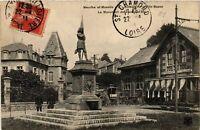 CPA  Longwy - Ville-Basse - Le Monument de Jeanne d'Arc  (483927)