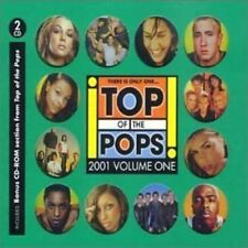 Various Artists Top Of The Pops 2001 Vol.1 CD