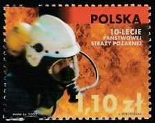 Polen postfris 2002 MNH 3971 - Rampen Bestrijding 10 Jaar