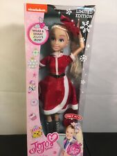 "JoJo Siwa 18"" Holiday Doll Target Exclusive Limited Edition New With Damaged Bix"