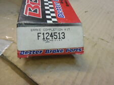 03-10 Fits Honda Accord Front Disc Brake Hardware Kit F124513 G164