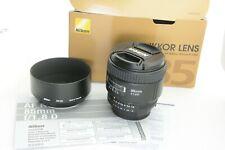 Nikon AF Nikkor 85mm f/1.8 D, FX und DX, gut