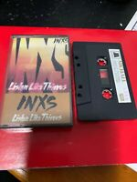 INXS Listen Like Thieves Michael 1546 Cassette Tape Rare