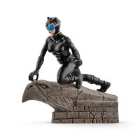 Schleich 22552 Catwoman (Dc Comic Book Heroes) Plastic Figure