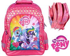 My Little Pony 4° Serie ZAINO BIMBA SCUOLA elementare Disney originale Hasbro
