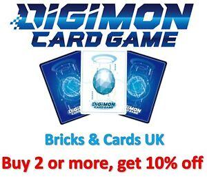 Digimon Card Game Double Diamond BT6 - SR / R Alt Art Cards