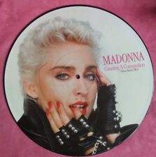 33T/LP MADONNA UK 12 PICTURE DISC MAXI SINGLE CAUSING A COMMOTION