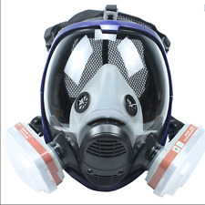 7 in 1 Painting Spraying Similar For 3M 6800 Gas Mask Full Face