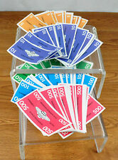 Solarquest Space Age Real Estate Game Replacement Paper Currency Money Federons