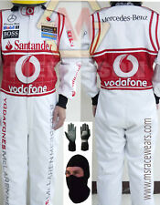Kart Racing Suit Vodafone extreme Quality