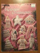 Leisure Arts - Victorian Ornaments - Cross Stitch - Leaflet 901
