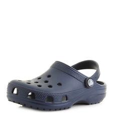Crocs Boys & Girls Classic Kids Croslite Casual Comfort Clog Shoes UK 10 Infant Navy 887350922813