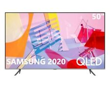 "TV SAMSUNG 50"" SMART QLED ULTRA HD 4K Televisore HDR DVB-T2 WiFi QE50Q65T"
