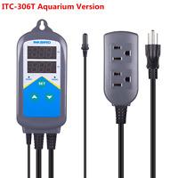 Inkbird ITC-306T Temperature Controller Heat Control Waterproof Sensor Aquarium