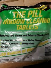 The Pill Window Cleaning Tablets