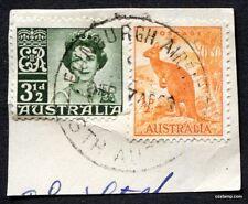EDINBURGH AIRFIELD SA ?15P7AP59 Renamed RAAF 1973 CDS Australia Stamp Postmark