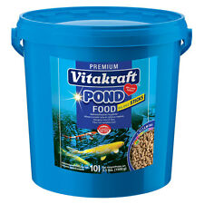 Comida estanque para peces ebay for Comida peces estanque