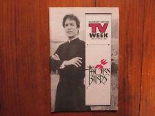 March 27, 1983 Lancaster TV Maga(THE THORN BIRDS/RICHARD CHAMBERLAIN/RACHEL WARD