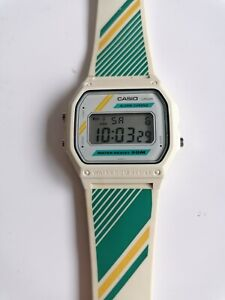 CASIO W-18 OROLOGIO Vintage watch very rare