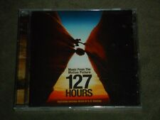 127 Hours Soundtrack A.R. Rahman (CD, Nov-2010, Interscope) sealed