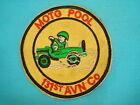 VIETNAM WAR PATCH, US 131st AVIATION COMPANY MOTO POOL