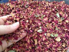 ORGANIC 100gm DRIED ROSE PETALS,Tea,Add to Soap,Bath Salts/Fizzers, Herbal