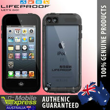 GENUINE Apple iPod Touch 5th Gen 5G Lifeproof Fre Waterproof Case Black & White