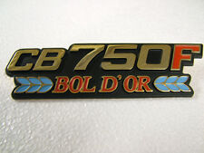 HONDA CB750 Bol d'Or CB750 F '81 - '83  SIDE COVER BADGE
