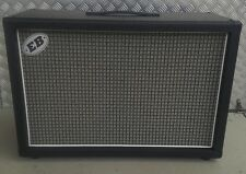 "EB Quad Box Killer 2 x 12"" Large Guitar Cabinet Retro back"