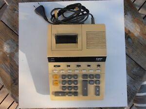 calculatrice imprimante CANON P35-D